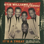 Otis Williams & the Charms (Charms): It's a Treat: The King/De Luxe Recordings 1959-63 *