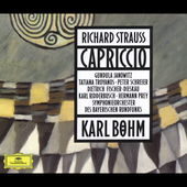 Strauss: Capriccio / B&#246;hm, Janowitz, Schreier, Aug&#233;r