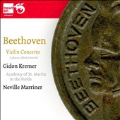 Beethoven: Violin Concerto / Kremer