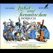 Various Artists: Das Grosse: Fabel- und Tierm&#228;rchen H&#246;rbuch [Box]