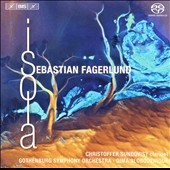 Sebastian Fagerlund: Isola / Christoffer Sundqvist, clarinet