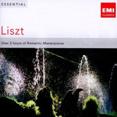 Essential Liszt / Over 2 hours of romantic masterpieces