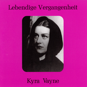 Lebendige Vergangenheit - Kyra Vayne