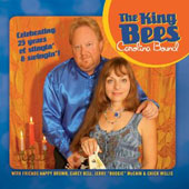 The King Bees (Uptown Horns): Carolina Bound [Slipcase]