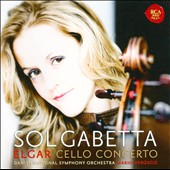 Elgar: Cello Concerto; Sospiri, Op. 70; Salut d'amour; La Capricieuse; Dvorak: Rondo, Op. 94; Silent Woods; Respighi: Adagio con Variazione / Sol Gabetta, cello