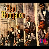 Various Artists: The Bad Boogaloo: The Nu Yorican Sounds 1966-1970 [Digipak]