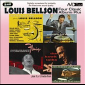 Louie Bellson: Four Classic Albums Plus:Jus Jazz All Stars/Concerto for Drums/At the Flamingo/The Hawk Talks