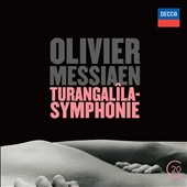 Messiaen: Turangalila -Symphonie / Riccardo Chailly, Concertgebouw; Jean-Yves Thibaudet, Keiko Harada
