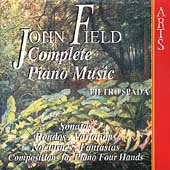 Field: Complete Piano Music / Pietro Spada