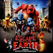 Various Artists: Escape From Planet Earth [Original Soundtrack]