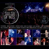 Various Artists: Salsa Giants [CD/DVD] [Digipak]
