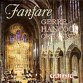 Fanfare - Bach, De Grigny, Reger: Organ Works / Hancock