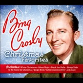 Bing Crosby: Christmas Favorites [Platinum Legends] [Digipak]