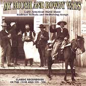 Various Artists: My Rough and Rowdy Ways, Vol. 1