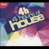 Various Artists: 4 Hours of House [Box]