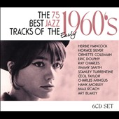 Various Artists: The  75 Best Jazz Tracks of the Early 1960s [Box]