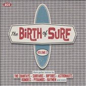 Various Artists: Birth of Surf, Vol. 3