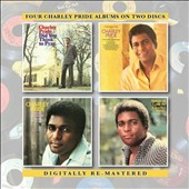 Charley Pride: Did You Think to Pray/A Sunshiny Day With Charley Pride/Sweet Country/Songs of Love by Charley Pride