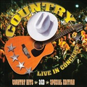 Various Artists: Country: Live in Concert