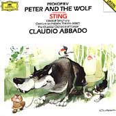 Prokofiev: Peter and the Wolf, etc / Sting, Abbado