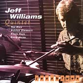 Jeff Williams (Jazz): Jazzblues