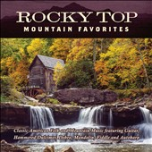 Jim Hendricks (Dobro/Mandolin): Rocky Top: Mountain Favorites [8/26]