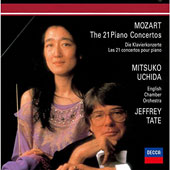 Mozart: The 21 Piano Concertos [10 discs]