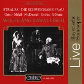 Strauss: Die Schweigsame Frau / Sawallisch, Grist, et al