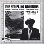 The Stripling Brothers: Complete Recorded Works, Vol. 2: 1934-1936)