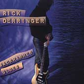 Rick Derringer: Jackhammer Blues