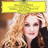 Love Songs - Dvorak, Janacek, Martinu  / Kozená, Johnson