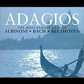 The most famous Adagios - Albinoni, Bach, Beethoven