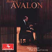 Avalon: Piano Concerto, Flute & Harp Concerto