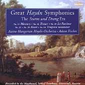 The Sturm und Drang Era - Haydn: Symphonies / Fischer, et al