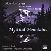 Mystical Mountains - Hovhaness, Short, Young / Spain, et al