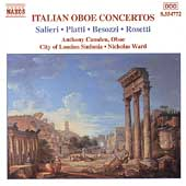 Italian Oboe Concertos - Platti, Salieri, Rosetti, Besozzi