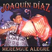 Joaquin Diaz (Accordion): Merengue Alegre