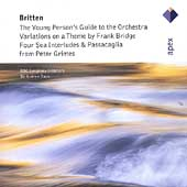 Britten: Four Sea Interludes, etc / Andrew Davis, BBC SO