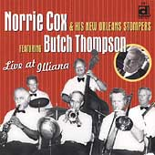 Norrie Cox/New Orleans Stompers: Live at the Illiana