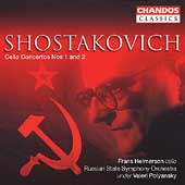 Shostakovich: Cello Concertos / Frans Helmerson, et al