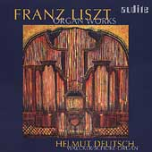 Liszt: Organ Works / Helmut Deutsche