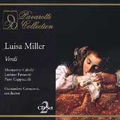 Verdi: Luisa Miller / Gavazzeni, Caball&eacute;, Pavarotti, et al