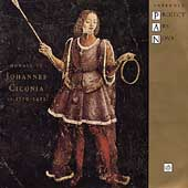 Homage To Johannes Ciconia / Ensemble P.A.N., Steve Lundahl