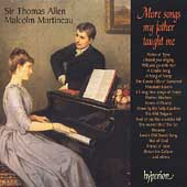 More songs my father taught me / Allen, Martineau