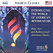 American Classics - Introducing American Jewish Music