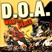 D.O.A.: War and Peace [PA]