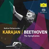 Beethoven: The Symphonies / Karajan, Berlin PO