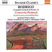 Spanish Classics - Rodrigo: Orchestral Works Vol 8