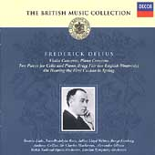 The British Music Collection - Delius: Violin Concerto, etc