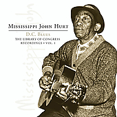 Mississippi John Hurt: D.C. Blues: Library of Congress Recordings